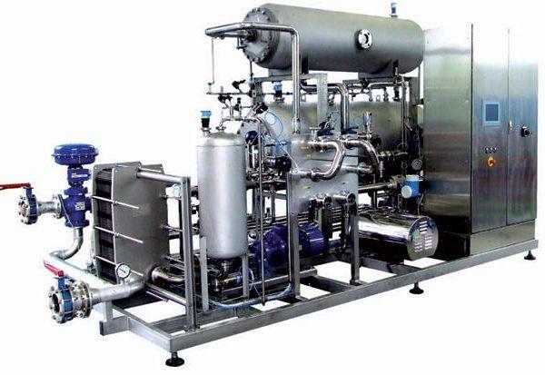 equipos de carbonatacion bebidas