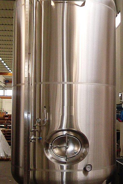 Depósito Madurador cerveza