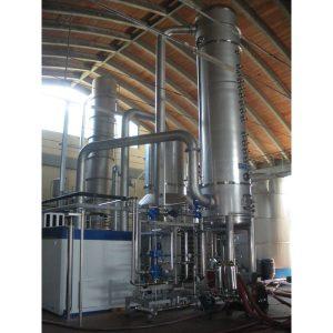 equipos de desulfitacion para la industria vinicola