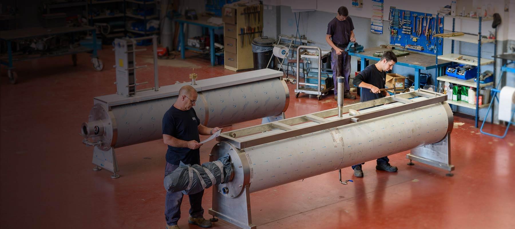 header-home-gente Venta profesional de maquinaria para vino y cerveza