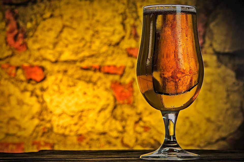 elaboración de cerveza